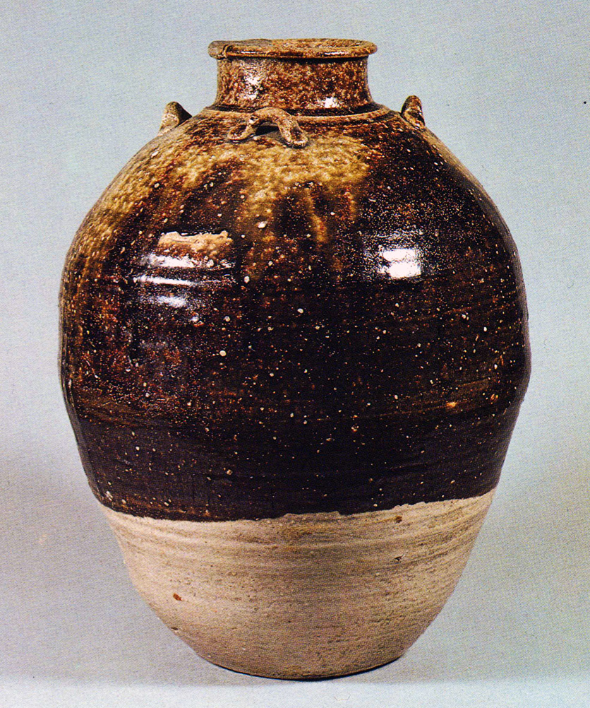 Shigaraki Pot (Chatsubo) △40.2...