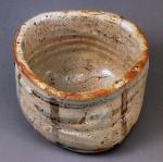志野茶碗『卯花墻』 ◎11.6cm.d.△9.8cm.h. [ 国宝 ] 三井文庫蔵 ④