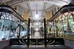 'Iron Gate' - The Burlington Arcade, Piccadilly, London, UK