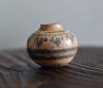 gems (7)  Sawankhalok - Thailand 宋胡録 (タイ) late14th~16th century △3.3cm.h.