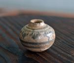 gems (8)  Sawankhalok - Thailand 宋胡録 (タイ) late14th~16th century △3.3cm.h.